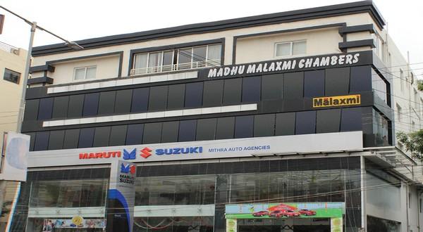 Madhu Malaxmi Chambers