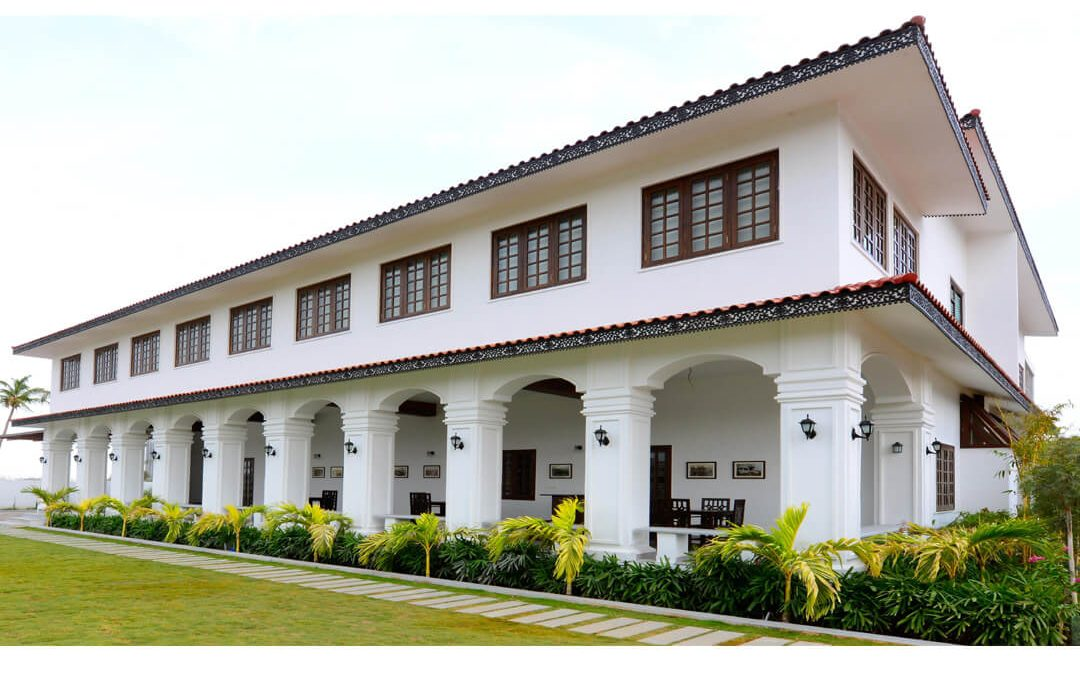 Malaxmi Courtyard